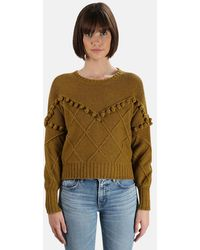 NSF Kaaya Pullover Sweater - Multicolor