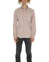 Officine Generale Lipp Shirt - Multicolour