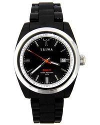Triwa Black Bullit Watch