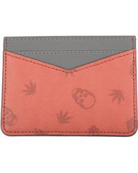 Lucien Pellat Finet Card Case - Pink