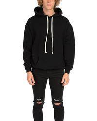 Represent Hoodie Sweater - Black