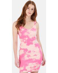 Cotton Citizen Verona Tank Dress - Pink
