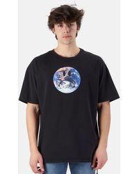 Ksubi Planet Graphic T-shirt - Black
