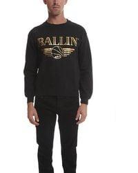 Brian Lichtenberg Ballin Sweatshirt Sweater - Black