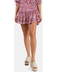 MISA Los Angles Willa Skirt - Pink