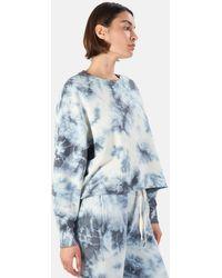 NSF Sonia Crewneck Sweater - Blue
