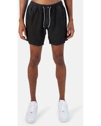 President's Bermuda New Tripoli Shorts - Black
