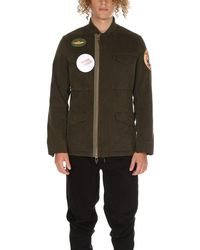 Maharishi Travis Ma65 Military Jacket - Green