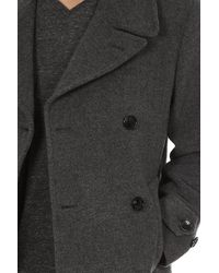 Todd Synder X Champion - Grant Officer Coat Charcoal - Lyst