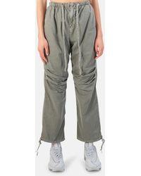 NSF Ronnie Parachute Trousers - Grey