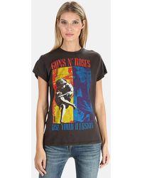 MadeWorn Guns N' Roses Use Your Illusion T-shirt - Black