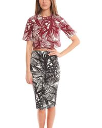 Elizabeth and James Lowell Top - Red