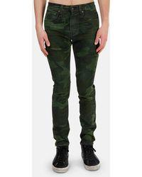 R13 Skate Jeans - Green