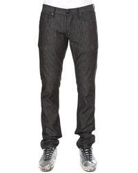 3x1 M5 Lt Weight Denim Pants - Black