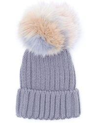 Jocelyn - Fur Hat - Lyst