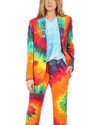 R13 Boyfriend Blazer - Multicolour