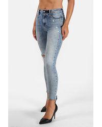RTA Madrid Skinny Jeans - Blue