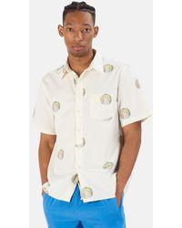 La Paz Alegre Printed Shirt - White