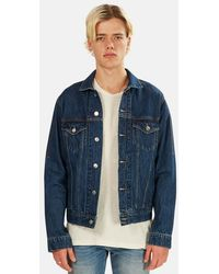 IRO Glean Denim Jacket - Blue