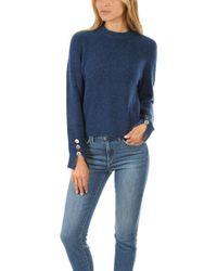 3.1 Phillip Lim - Inset Shoulder Pullover Sweater - Lyst