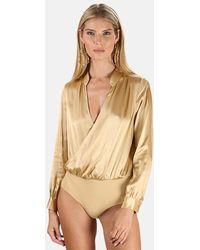 L'Agence Marcella Bodysuit - Natural
