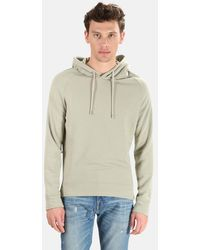 WHEELERS.V Mason Pullover Hoodie Sweater - Multicolor