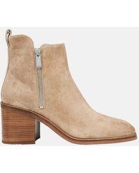 3.1 Phillip Lim Alexa Boot Shoes - Brown