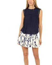 MISA Los Angles - Janeice Top - Lyst