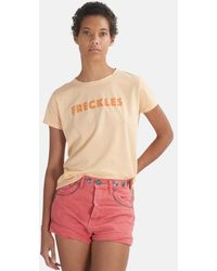 Mother Boxy Goodie T-shirt - Multicolour