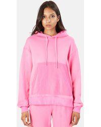 Cotton Citizen Brooklyn Oversized Hoodie Jumper - Pink