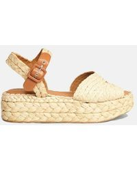 Clergerie - Aida Sandal Shoes - Lyst