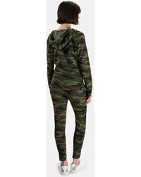NSF Stasia Jumpsuit Olive Camp - Green