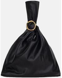 Nanushka Julia Wristlet Bag - Black