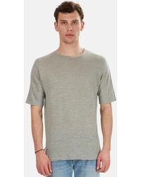 V :: Room Crewneck T-shirt - Green