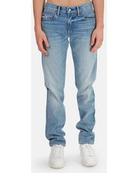 Kato The Pen Slim Jeans - Blue