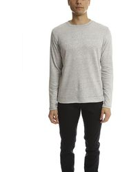 Norse Projects Norse Projetcts Hafdan Jumper - Gray