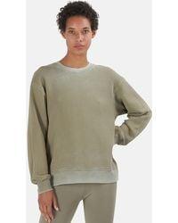Cotton Citizen Brooklyn Oversized Crew Sweater - Green