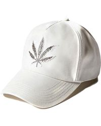 Lucien Pellat Finet - Leaf Cap White - Lyst