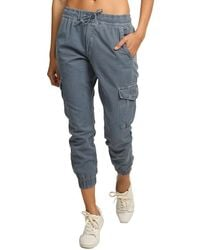 NSF Johnny Joggers Trousers - Blue