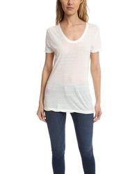 V :: Room Jersey T-shirt - White