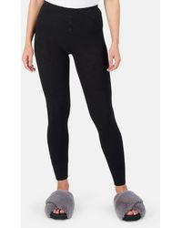 RE/DONE Thermal Legging - Black