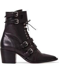IRO Lorna Boots - Black