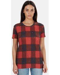 IRO Clay T-shirt - Red
