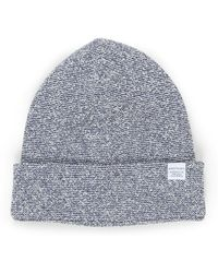 Norse Projects - Texture Beanie - Lyst