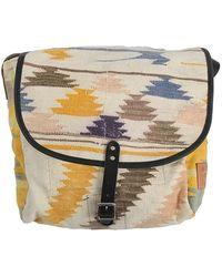 Will Leather Goods - Dhurrie Messenger Bag - Lyst