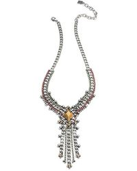 DANNIJO - Nadeen Necklace - Lyst