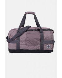Stone Island Nylon Travel Bag - Blue