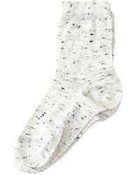 A.P.C. Donegal Socks Sockss - Natural