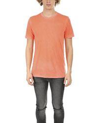 Cotton Citizen Classic Crewneck T-shirt - Orange