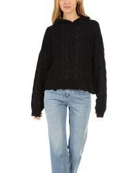RTA Marvin Sweater - Black